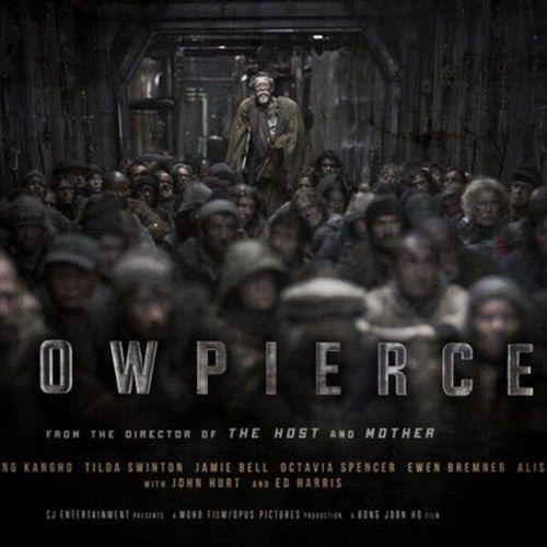 Snowpiercer International Quad Poster