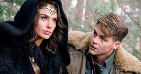 Wonder Woman Saves Steve Trevor in First Clip