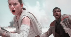 Finn and Rey's Origins Revealed by Star Wars: The Force Awakens Writer