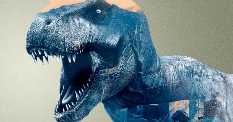 Jurassic World Photos: The T-Rex Returns!