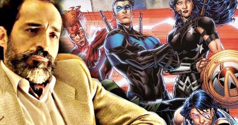 Teen Titans TV Show Brings in Sicario 2 Star as the Chief