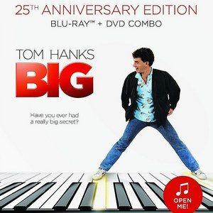 Big 25th Anniversary Edition Blu-ray Arrives December 10th