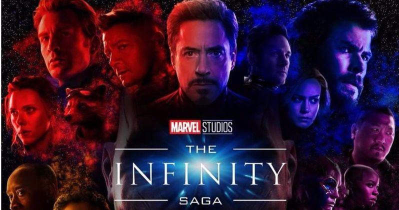 Marvel's The Infinity Saga Trailer Celebrates the MCU's Epic Legacy