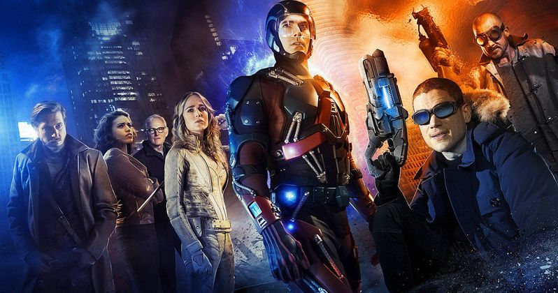 DC's Legends of Tomorrow Cast Reveals CW's Spinoff Plans