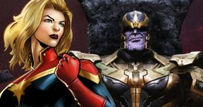 Captain Marvel Joins the Fight In Avengers: Infinity War