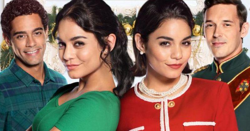 Vanessa Hudgens Pulls the Old Switcheroo in Netflix's Princess Switch Trailer