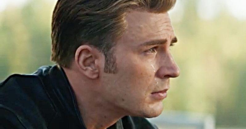 Does the Avengers: Endgame Trailer Tease Captain America's Death?
