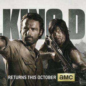 The Walking Dead Season 4 Poster!