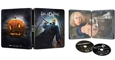 Halloween 2018 Steelbook, 4K Blu-Ray Release Date Revealed