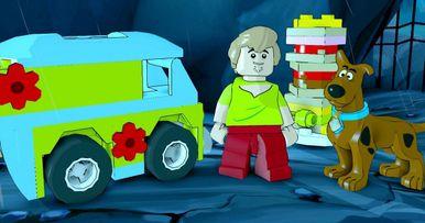 Scooby-Doo Meets Batman & Gandalf in LEGO Dimensions Trailer