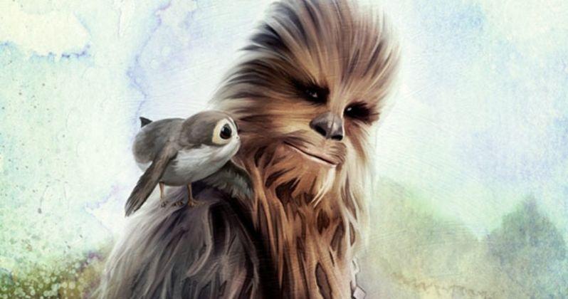 Secret Behind Chewbacca's Porg Friend in The Last Jedi Revealed