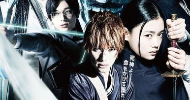 New Bleach Movie Poster Brings the Manga to Stunning Life