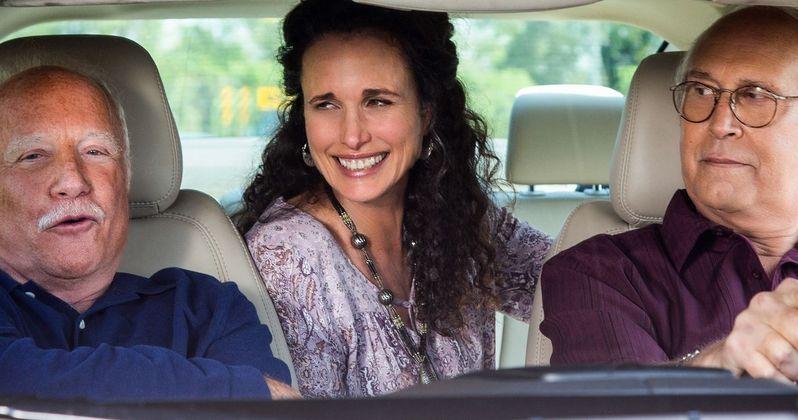 Netflix's The Last Laugh Trailer Unites Chevy Chase & Richard Dreyfuss