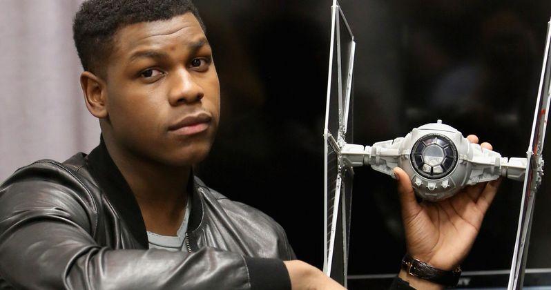 Star Wars 7 Script Brought John Boyega to Tears