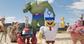 Spongebob Movie: Sponge Out of Water Super Bowl Trailer