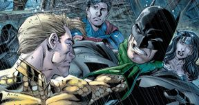 Justice League: Throne of Atlantis Will Be DC Comics Next Animated Movie