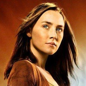 The Host Character Poster Featuring Saoirse Ronan as Melanie Styrder