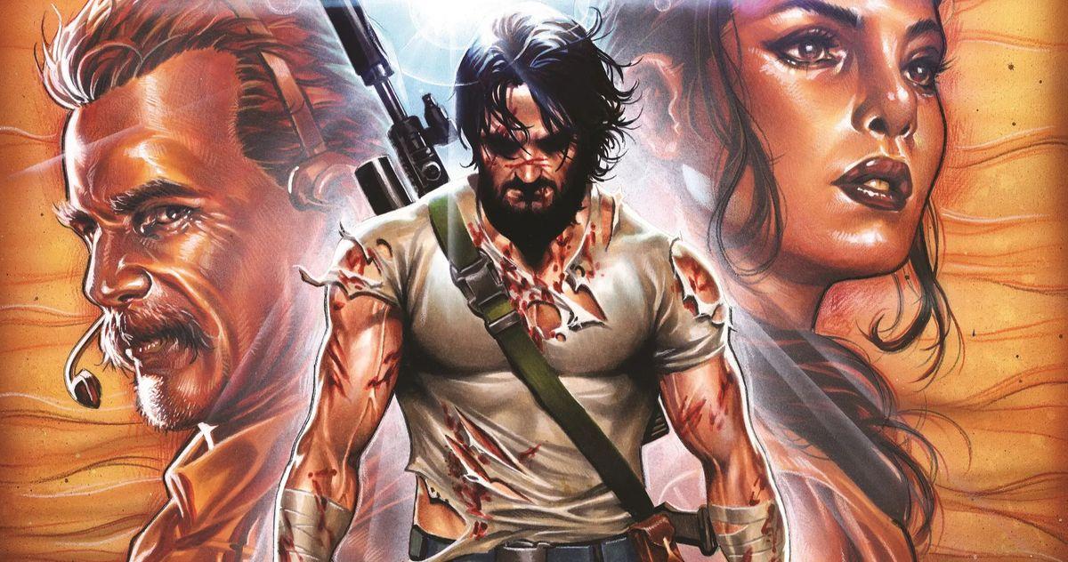 Brzrkr Movie Anime Series Keanu Reeves