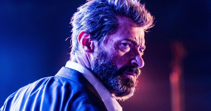 Logan Runs from His Past in New Wolverine 3 Photos