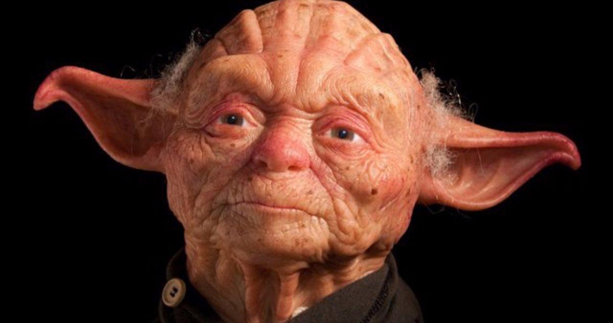 Yoda with Human Skin Is Guaranteed to Give You Nightmares