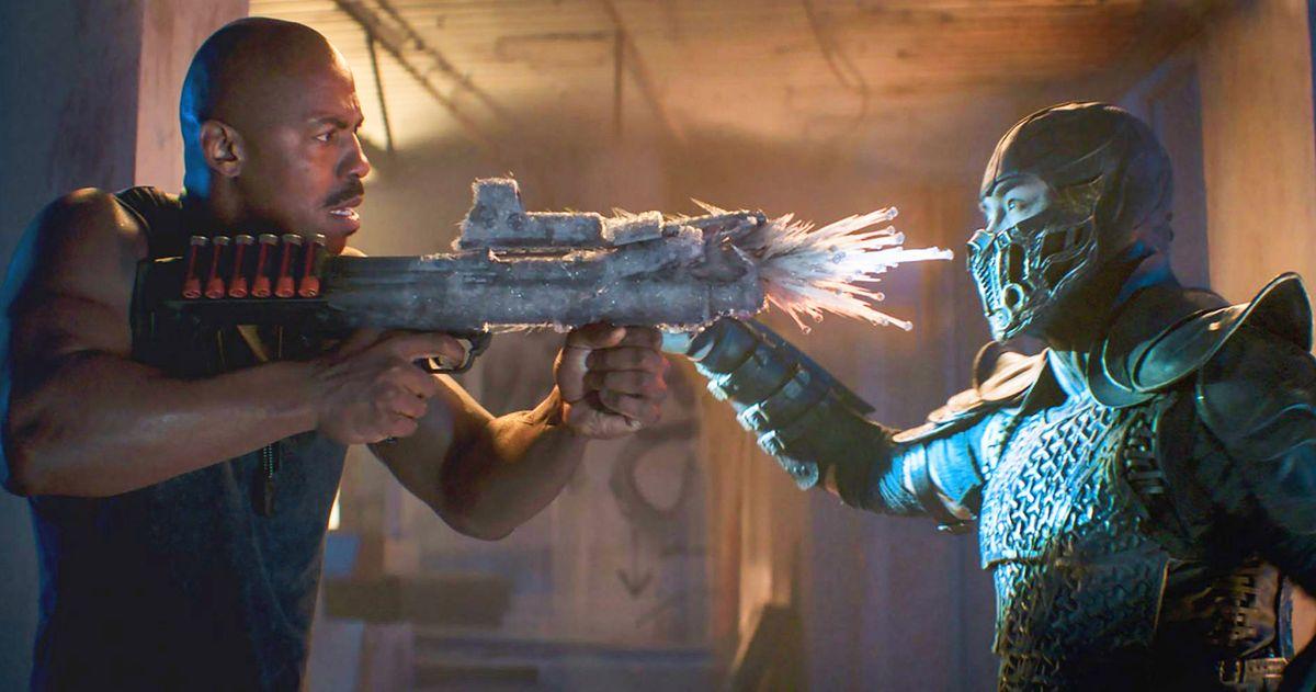Mortal Kombat Hbo Max Best Fighting Movie