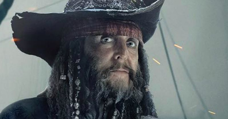 First Look at Paul McCartney in Pirates of the Caribbean 5
