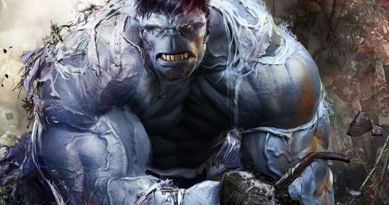 Why Did Avengers: Age of Ultron Abandon Berserker Grey Hulk?