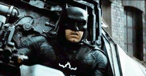 Ben Affleck's The Batman Begins Shooting This Month?