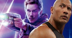 The Rock Teases Chris Pratt Project While Praising Infinity War