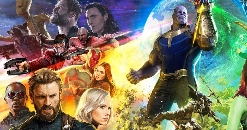 This List of Every Superhero In Avengers: Infinity War Will Make You Infinitely Stoked