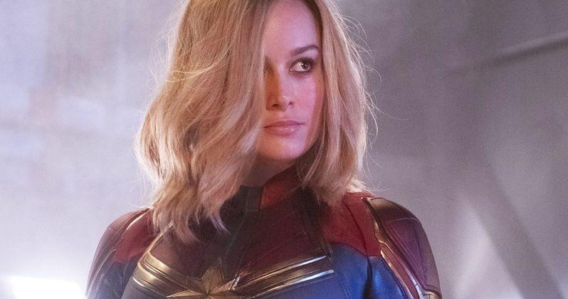 Captain Marvel Shows Her Binary Form in Latest Avengers: Endgame TV Spot