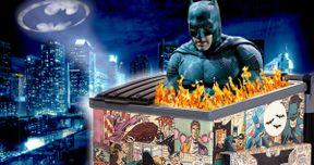 The Batman Director Tosses Affleck's Script, Starting from Scratch