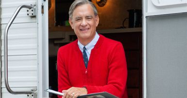 First Look at Tom Hanks as Mister Rogers Is Pure Magic