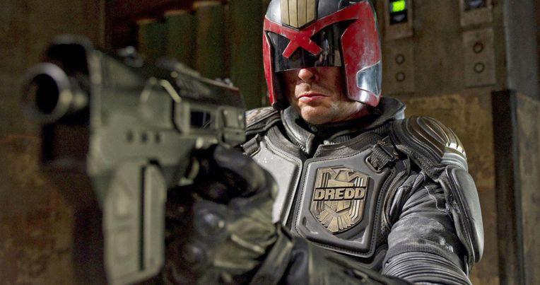 Real Dredd Director Finally Confirmed by Karl Urban