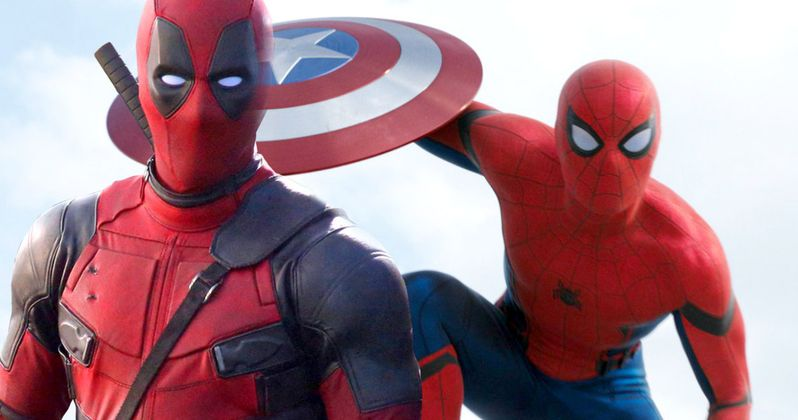 Deadpool 2 Team Wants a Spider-Man Crossover