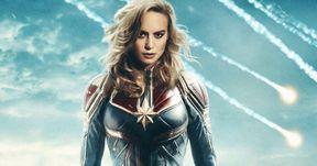 Captain Marvel Writer Praises Marvel Studios for Dream Experience
