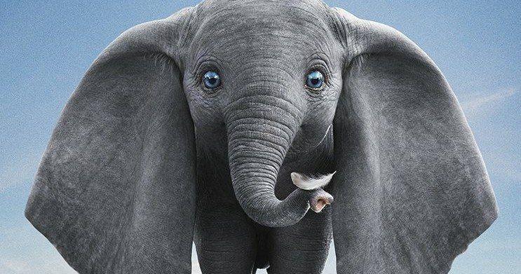 Dumbo International Trailer Makes This Elephant Soar