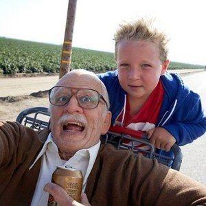 First Jackass Presents: Bad Grandpa Clip 'Broken Ride'