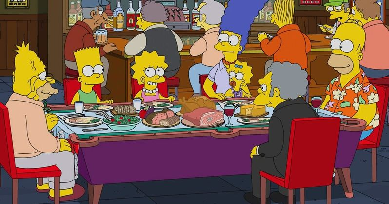 The Simpsons Gets Renewed Through Season 32 on Fox