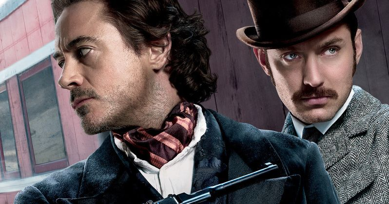 Sherlock Holmes 3 Gets Delayed Until 2021