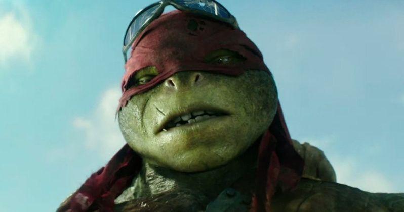 New Teenage Mutant Ninja Turtles Clip, Featurette and 3 TV Spots