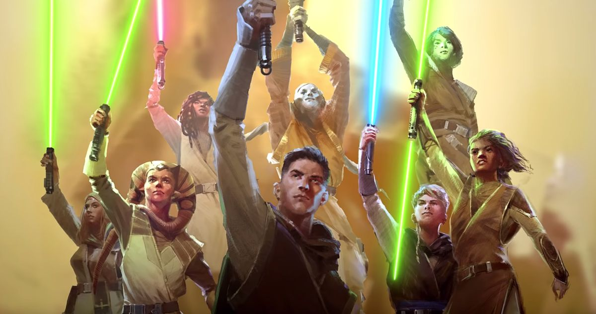 Star Wars: The High Republic Publishing Campaign Reveals Lucasfilm's Mysterious Project