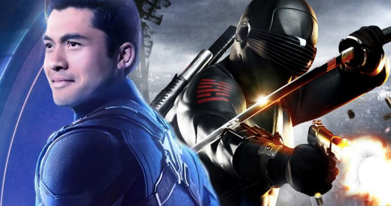 Картинки по запросу 'G.I. Joe' Spin Off 'Snake Eyes' Adds 'Ready or Not'