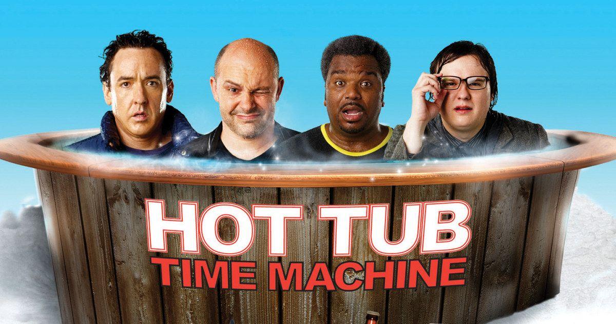 Hot Tub Time Machine Stream German