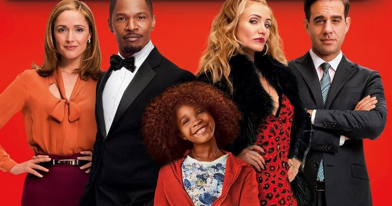 Annie Poster Unites the Cast