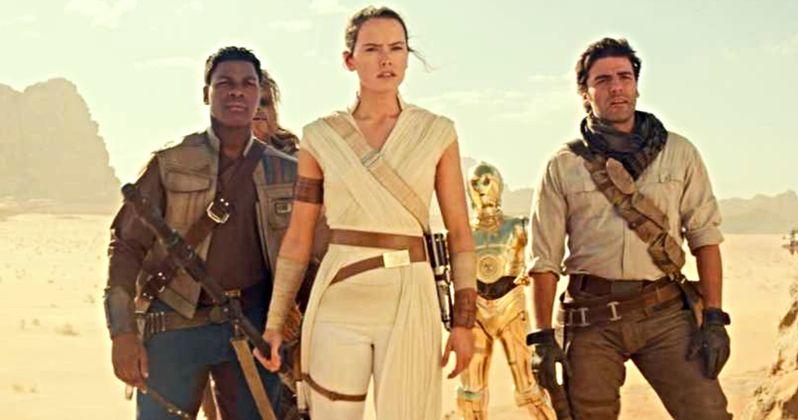 Rise of Skywalker Wasn't Really Derailed by Last Jedi Insists J.J. Abrams
