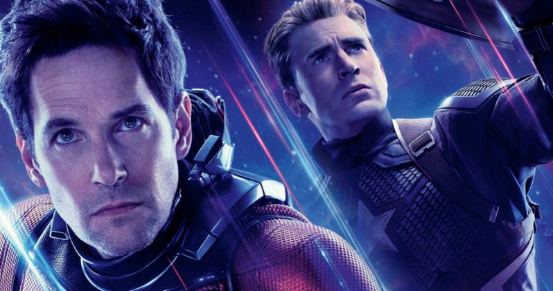 Endgame Digital Release Reveals Continuity Errors for Ant-Man & Captain America