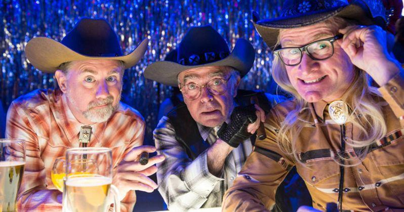 The Lone Gunmen Return in Latest X-Files Photo
