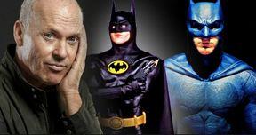 Should Michael Keaton Return as The Batman?
