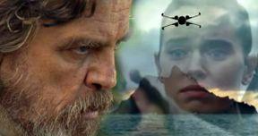 Luke Skywalker's New Alien Friends Revealed in Star Wars 8?